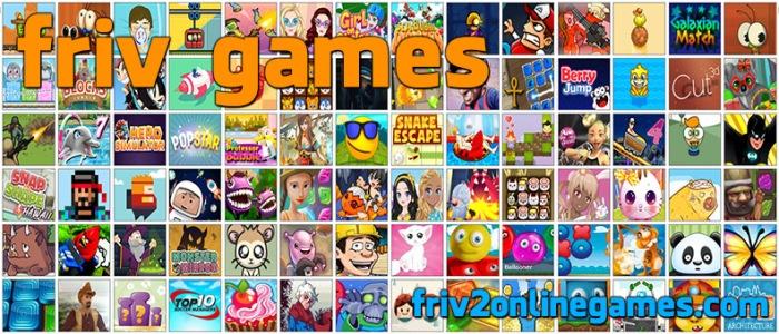 Friv 2 Online Games
